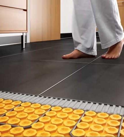 Carrelage Pour Plancher Chauffant électrique