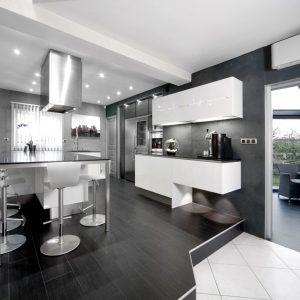 Modele de carrelage pour veranda carrelage id es de d coration de maison - Veranda gris anthracite ...