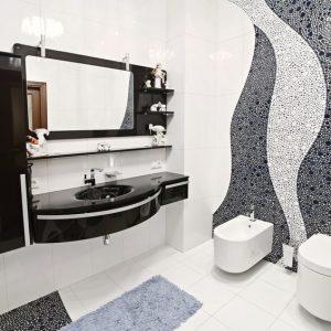Carrelage petit carreau salle de bain carrelage id es for Petit carreaux salle de bain