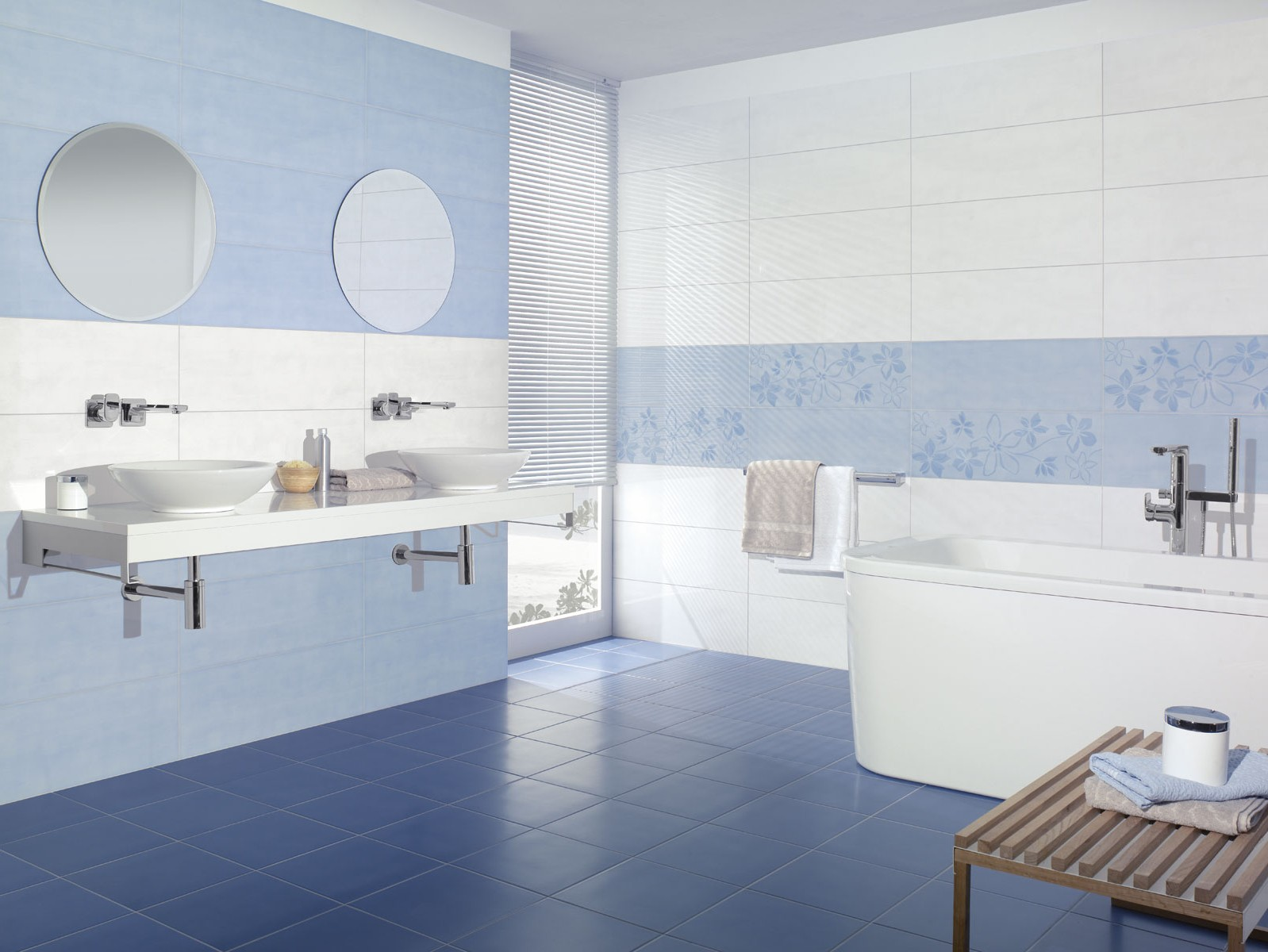 Carrelage salle de bain villeroy boch carrelage id es for Carrelage villeroy