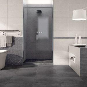 Id es d coration carrelage salle de bains carrelage id es de d coration d - Carrelage salle de bain point p ...