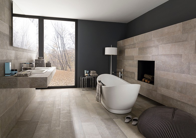 Carrelage salle de bains porcelanosa carrelage id es - Salle de bain porcelanosa ...