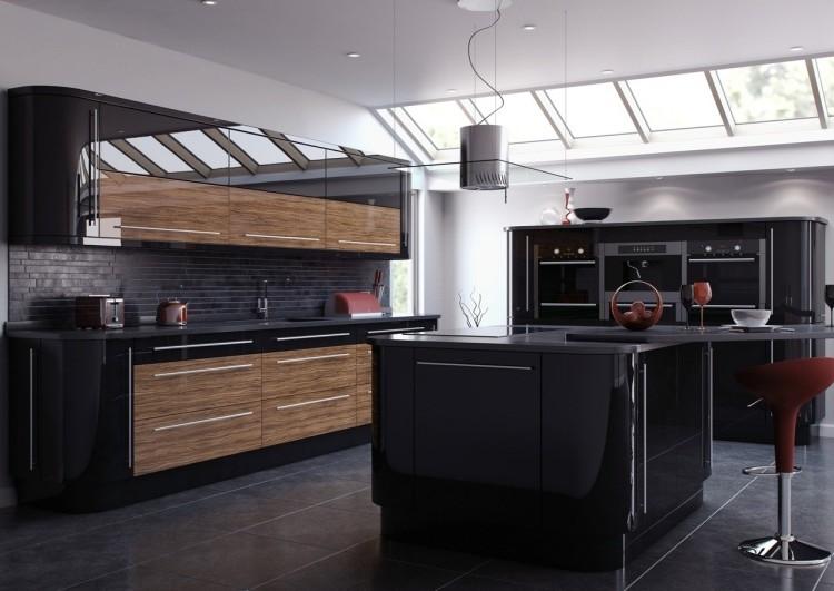 Carrelage sol cuisine design carrelage id es de for Carrelage cuisine design