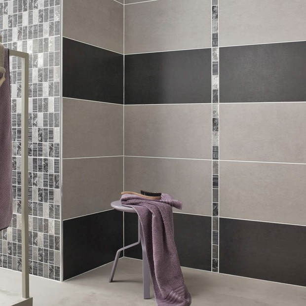 Ps murals and merlin on pinterest carrelage salle de for Catalogue salle de bain leroy merlin