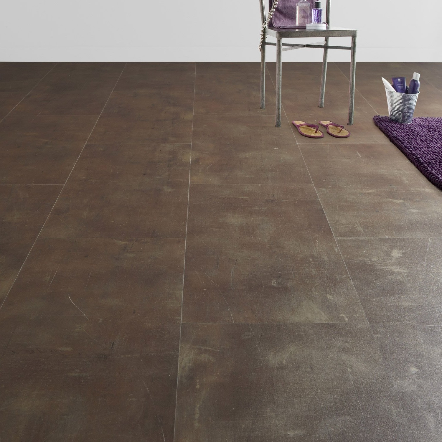 Dalle pvc clipsable sur carrelage gerflor prix gerflor for Carrelage clipsable