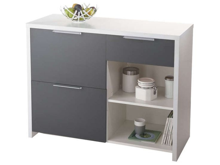 Armoire bureau conforama charming meuble tv blanc laqu for Meuble bureau verre conforama