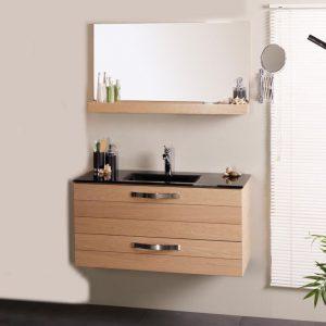 Meuble lavabo pour petite salle de bain salle de bain for Meuble lavabo salle de bain brico depot