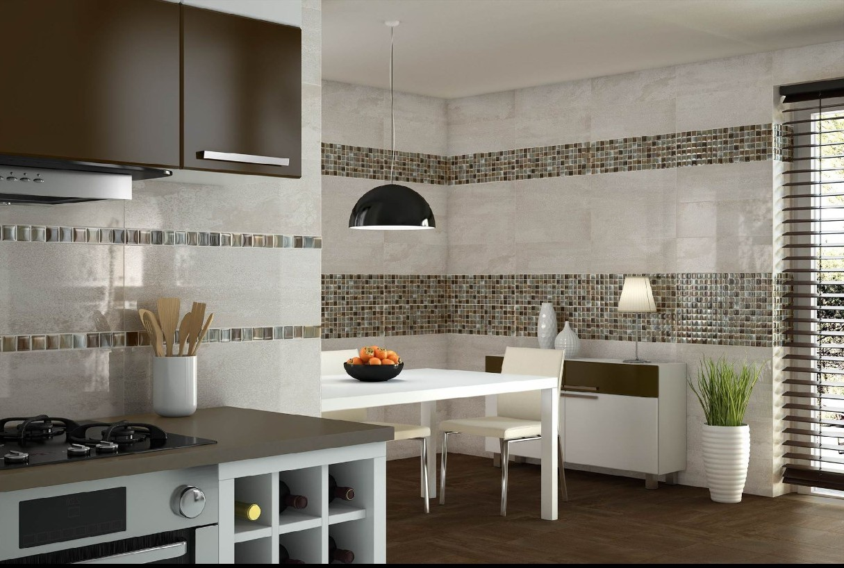 modele carrelage cuisine mural mosaique carreaux en. Black Bedroom Furniture Sets. Home Design Ideas