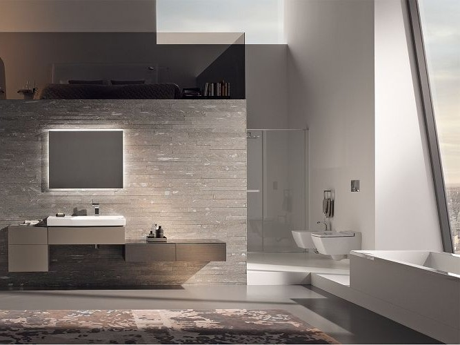 Tendance carrelage salle de bain 2015 carrelage id es of for Nouvelle tendance salle de bain 2015