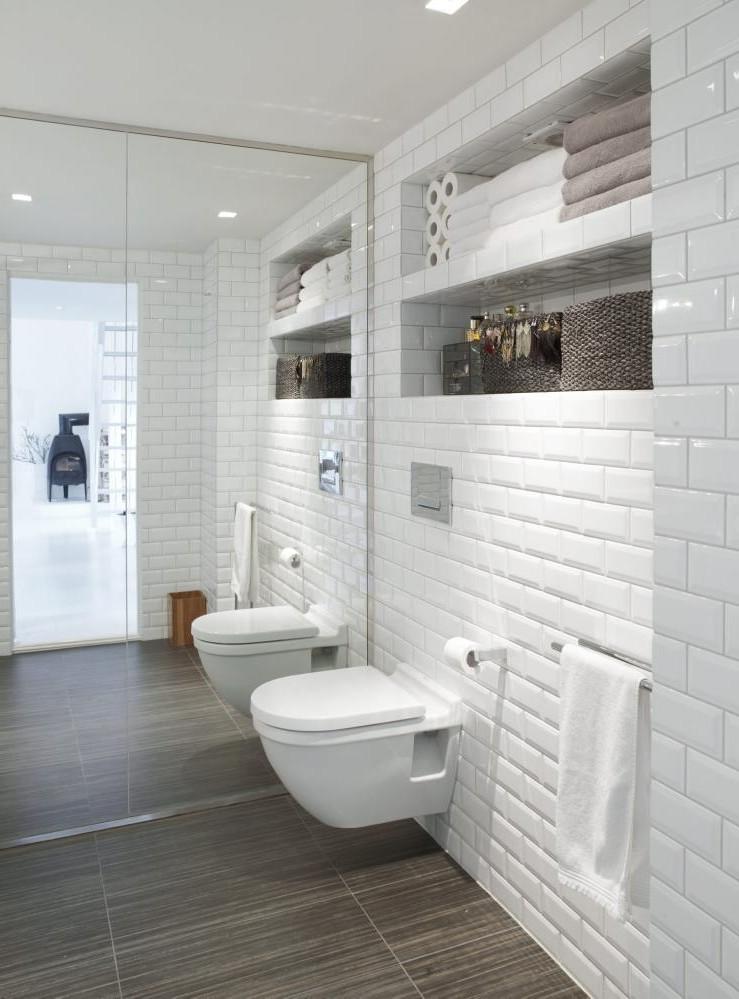 Petit Carrelage Blanc Salle De Bain