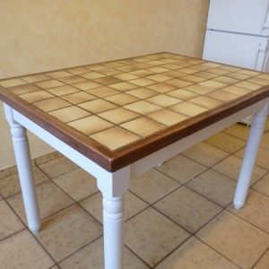 Table Carrelage Cuisine