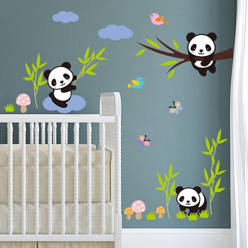 Appliqués Muraux Pour Chambre Bébé