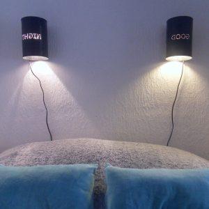 Applique Murale Pour Chambre A Coucher - Chambre : Idées de ...