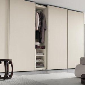 Armoire de chambre 2 portes coulissantes armoire id es - Decoration de porte de chambre ...