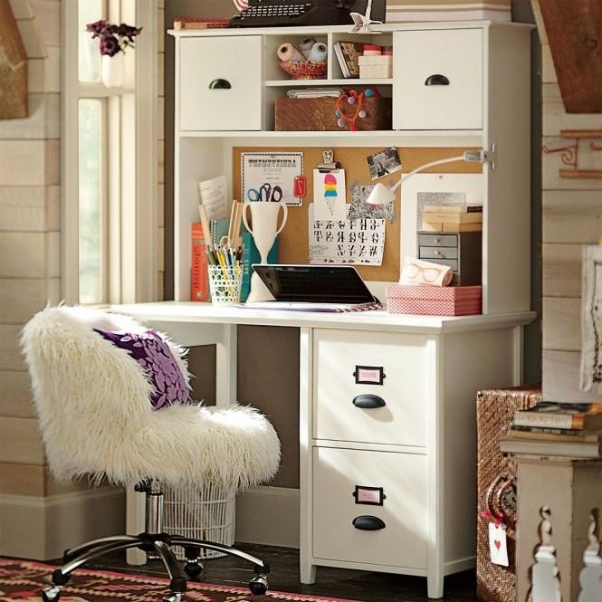 bureau fille ado bien modele de chambre de fille ado. Black Bedroom Furniture Sets. Home Design Ideas