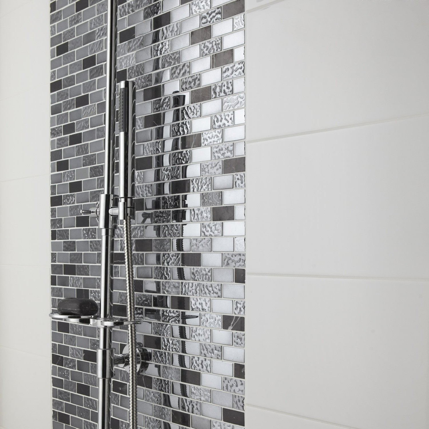Best mosaique salle de bain leroy merlin photos seiunkel for Salle de bain le roy merlin