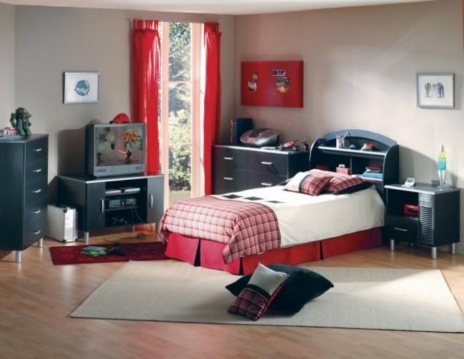 Chambre A Coucher Adolescent Design