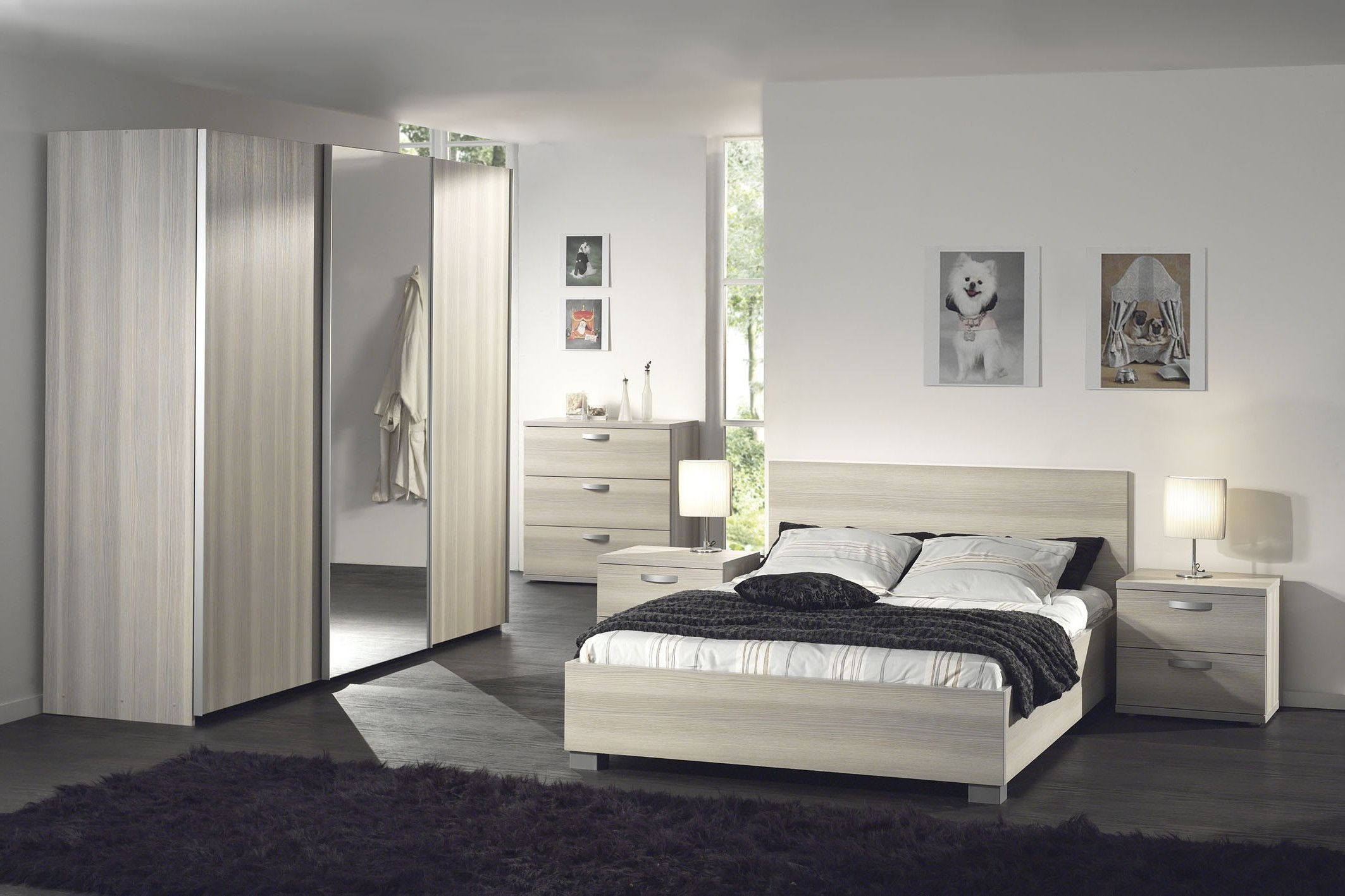 chambre a coucher complete adulte ikea chambre id es. Black Bedroom Furniture Sets. Home Design Ideas