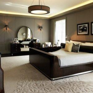 Chambre coucher contemporaine roche bobois chambre for Chambre a coucher contemporaine