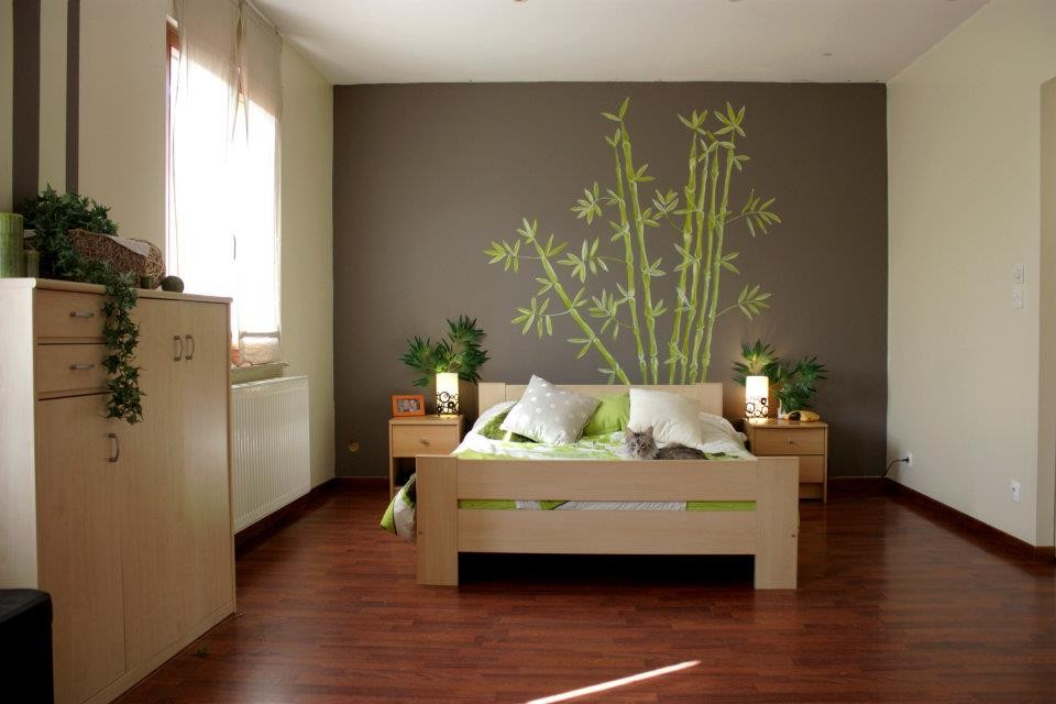 Chambre A Coucher Deco Zen