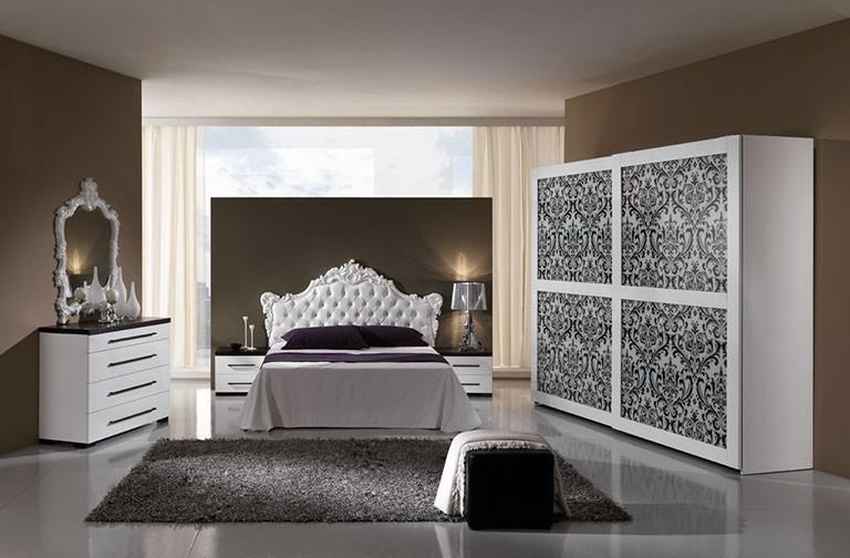 Chambre a coucher italienne maroc chambre id es de for Decoration maison italienne