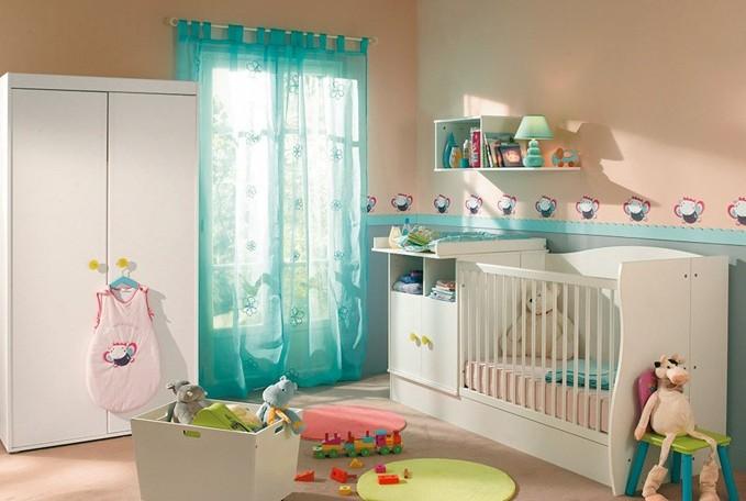 Chambre Bébé Complete Conforama