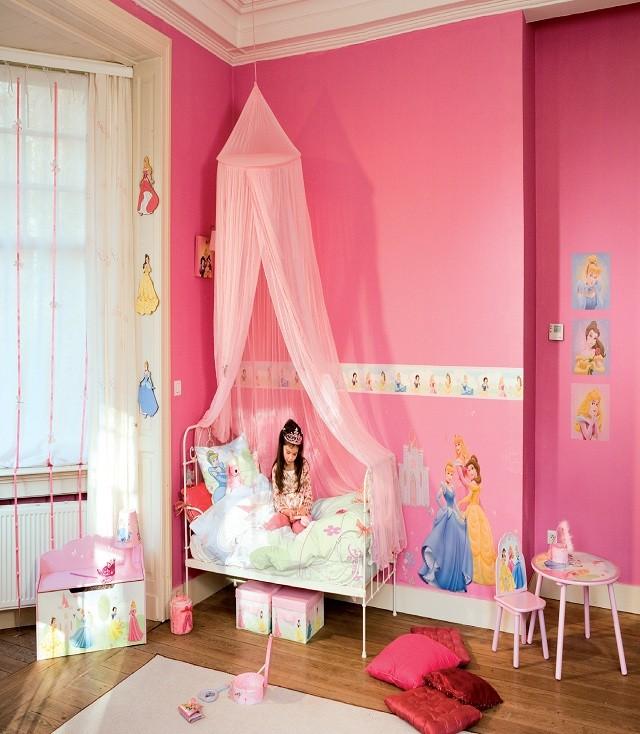Chambre Bébé Disney Princesse