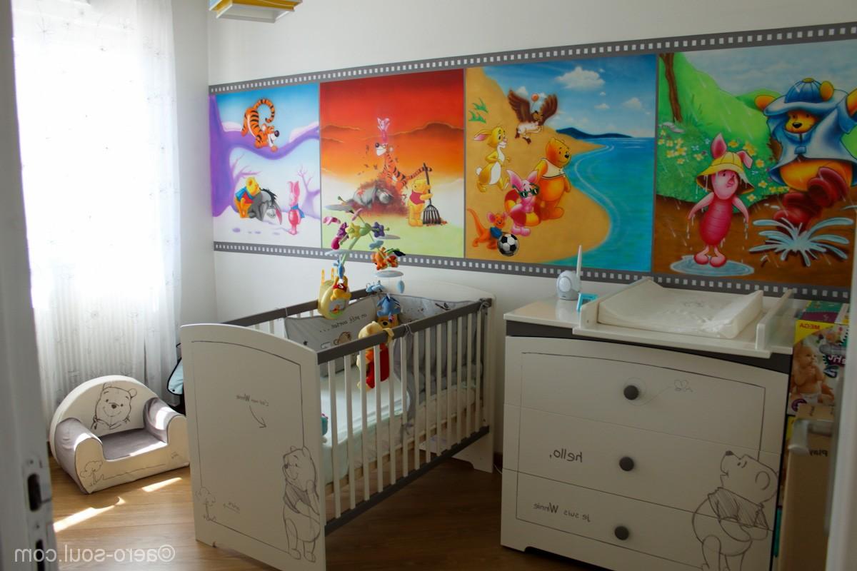 chambre b b disney winnie chambre id es de d coration. Black Bedroom Furniture Sets. Home Design Ideas