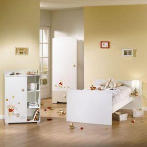 Déco Chambre Bébé Winnie L\'ourson - Chambre : Idées de Décoration ...