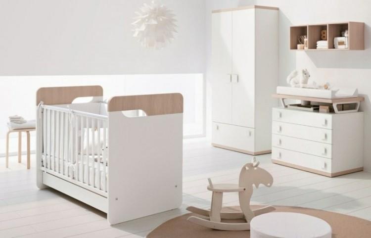 chambre bebe blanc et beige chambre id es de. Black Bedroom Furniture Sets. Home Design Ideas