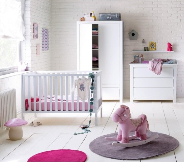 Chambre Bebe Blanc Ikea