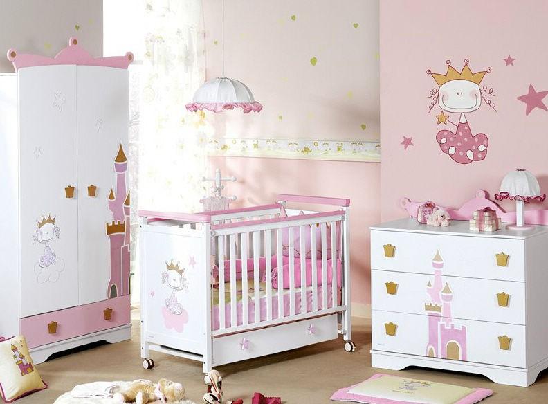 Chambre Bebe Fille Princesse