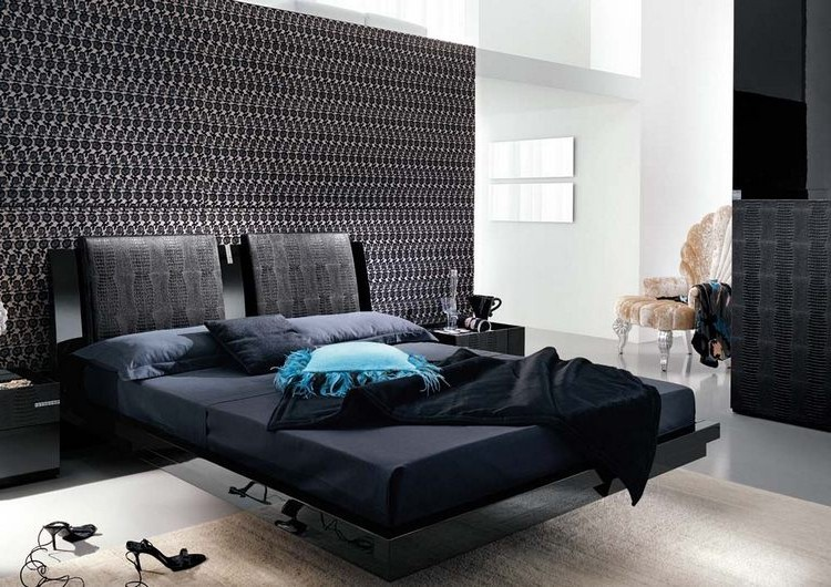 Chambre Coucher Adulte Moderne