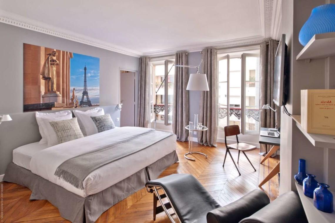 Chambre D'hote Romantique Paris