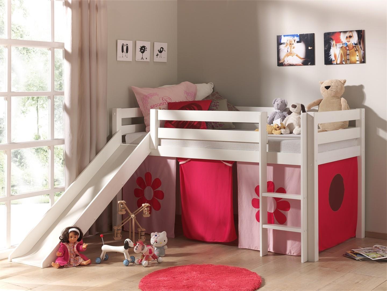 Aménagement Chambre Fille Lit Mezzanine : Chambre fille avec lit mezzanine idées de