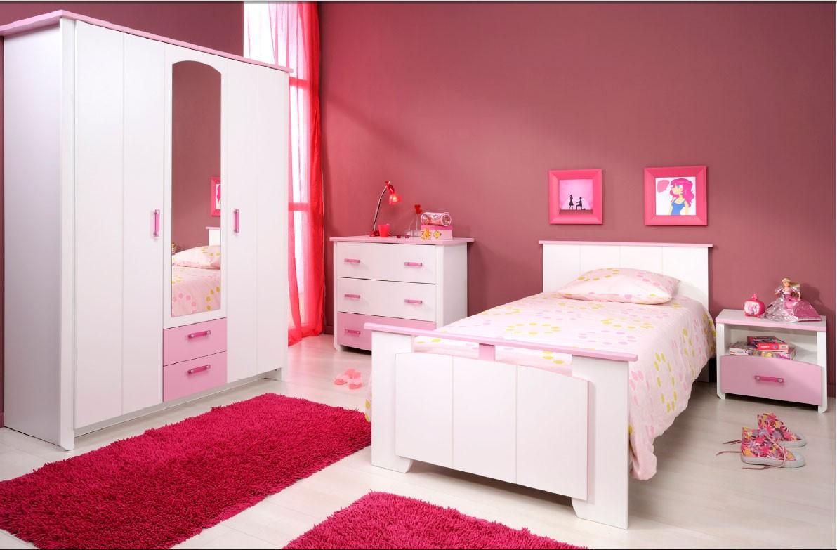 chambre fille blanc chambre id233es de d233coration de