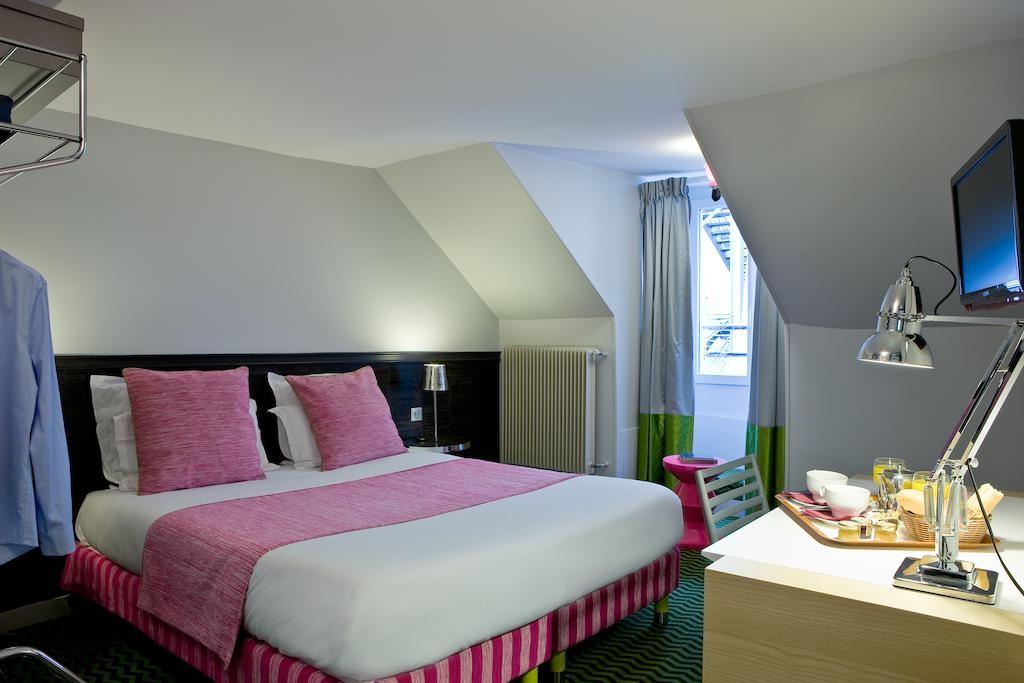 Chambre hote romantique paris chambre id es de - Decoration chambre paris ...