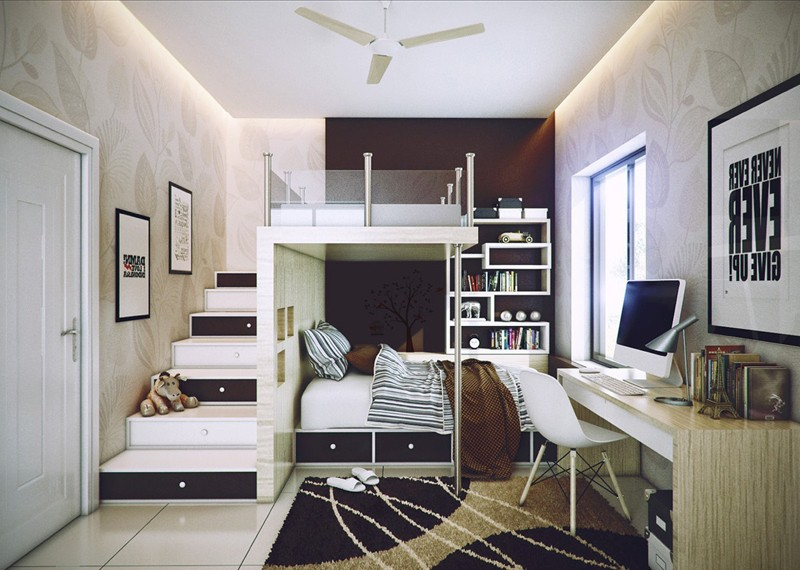 chambre mezzanine pour ado chambre id es de d coration de maison 9odoeboney. Black Bedroom Furniture Sets. Home Design Ideas