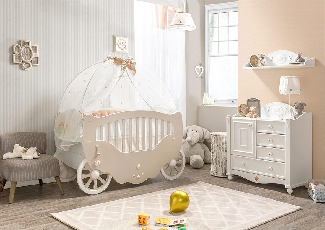 Jungen Babyzimmer Beige