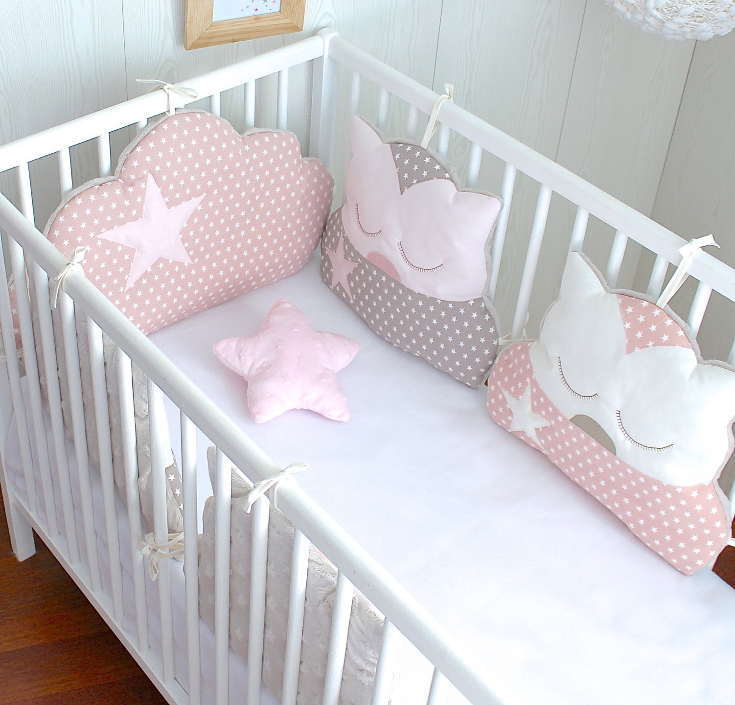Coussin Chambre Bebe Fille
