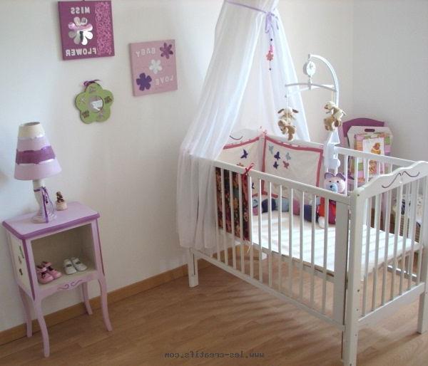 Déco Chambre Bébé Fille à Faire Soi Même - Chambre : Idées de ...