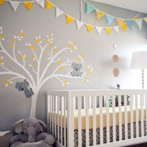 chambre bebe deco murale chambre id es de d coration de maison dolvapgn8m. Black Bedroom Furniture Sets. Home Design Ideas