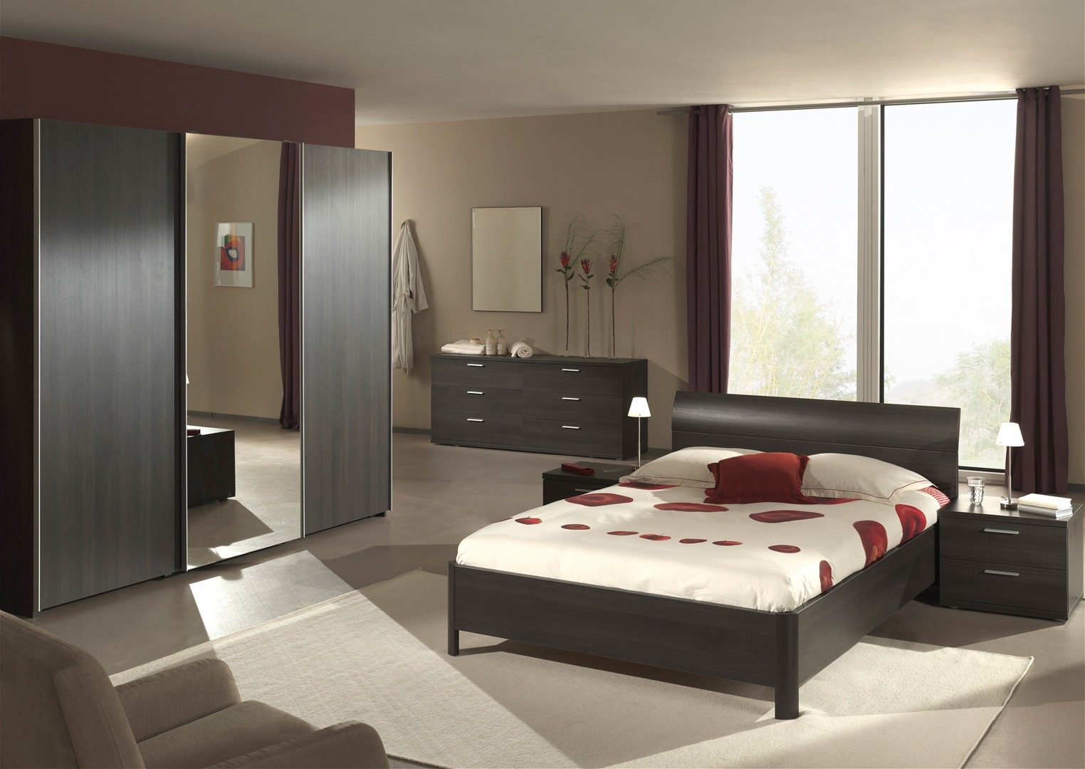 Chambre A Coucher Adulte décoration chambre à coucher adulte 2014 - chambre : idées