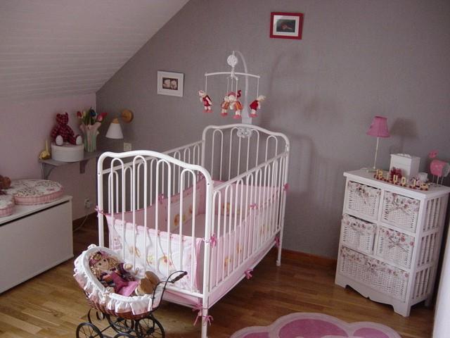 Décoration Chambre Bébé Fille Fée
