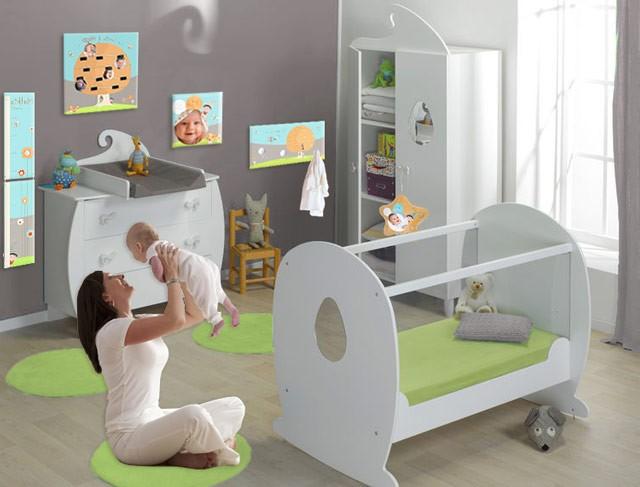 Décoration Chambre Bébé Garçon Jungle - Chambre : Idées de ...