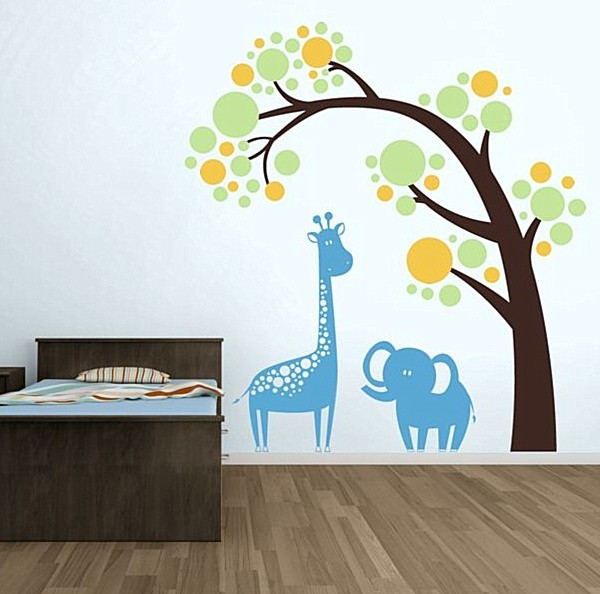 Décoration Murale Pour Chambre Bébé