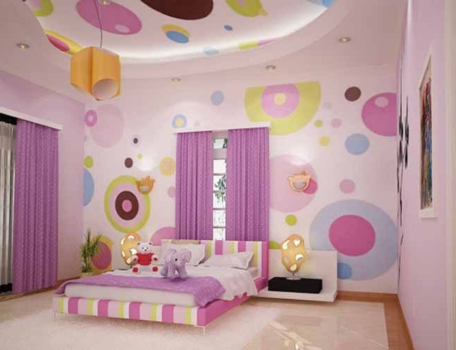 Deco Chambre A Coucher Pour Fille