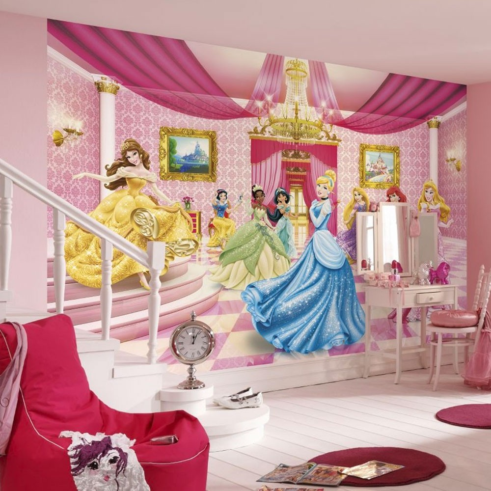 deco chambre princesse disney chambre id es de. Black Bedroom Furniture Sets. Home Design Ideas