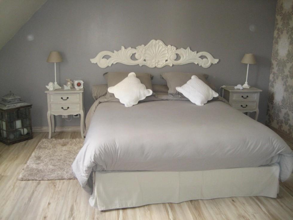Deco de chambre adulte romantique chambre id es de for Decoration chambre adulte romantique