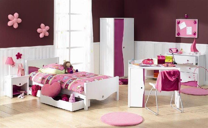 Awesome Chambre Fille 11 Ans Contemporary - Design Trends 2017 ...